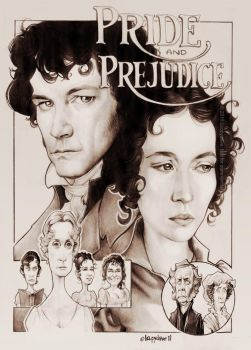 Pride and Prejudice by Loopydave