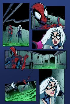 Spider-man Sequential Colors by tdjulian
