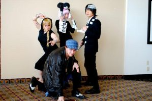 Soul Eater Group by xshedevilx