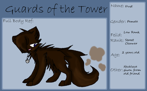 App-Guards of the Tower by cluelessAvian
