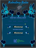 Robotboygroup Journal by DBluver