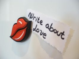 Write About Love - 2 by dreamsaddict