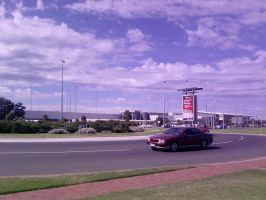 Adelaide Airport prt 1 by Kargroth
