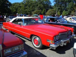 1974 Cadllac Eldorado Convertible by Brooklyn47