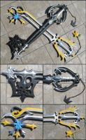 Keyblades by chibinis-chan