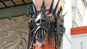 Grauman's Chinese Theatre by dollfacexkilla