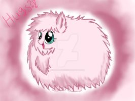 My First Fluffle Puff picture by Discordedmuffins