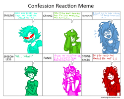 Confession Meme-Homestuck girls by BloodWolfGoth
