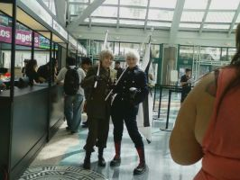 England and Prussia AnimeExpo by Roxasheart654