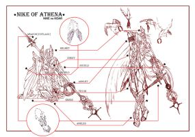Nike of Athena by saintcosevent