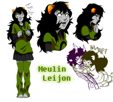 Meulin Leijon by FlightyFelon