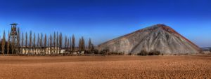 Germany Pyramide Panorama II by stg123