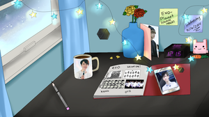 A Peaceful Life Of An EXO Fan. by PandaPockies