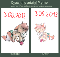 Draw this again. by XxCandyKittyxX