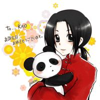 APH : China and Panda by MaowDao