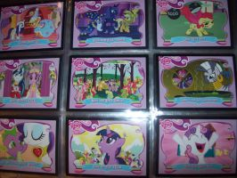 MLP Trading Card Collection 7 by MasteroftheContinuum