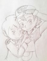 Ash x Anabel by SeventhHeaven86
