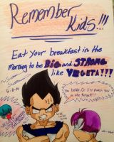 REMEMBER KIDS!!! by dbz-senpai