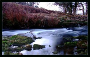 Tromode River by ManxTurty