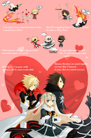 Dragon Nest: Valentine to Djoey by camikawaii