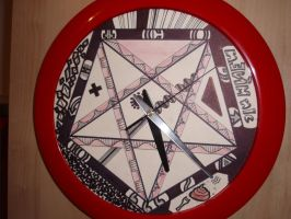 Clock by pcmaster