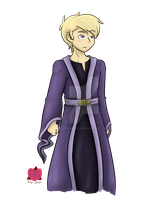 Prince Violet -old- by CyphonFiction