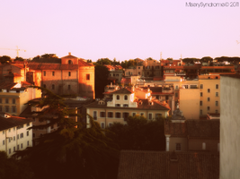 A view at Rome by MiserySyndromex3