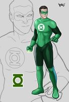 GREEN LANTERN by RisQ55