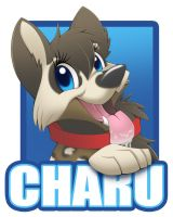 Charu Badge by Nyaasu