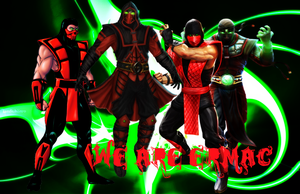 We are Ermac by IamSubZero