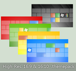 Ultimate Tile Themepack by JamesHD2K
