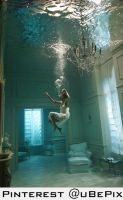 Swimming In the House by dxdiagbg