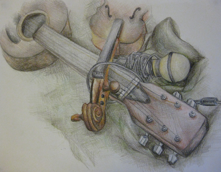 Musical Instruments by from-yesterday-xx