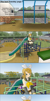 MMD The Last Tuesday PAGE1 by brsa