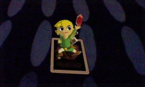 AR Games - Toon Link card by LevelInfinitum