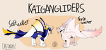 Kaigangliders by Clowncrime