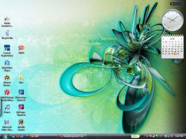 Desktop as of July 30, 2009 by RealityImpaired