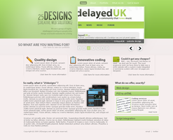 25designs web template by jackinnes