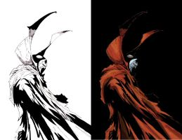 Spawn comparison by MoneyWithPhonso