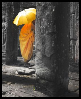 Angkor orange by sammib