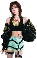 Eunjung (T-Ara) PNG Render by classicluv