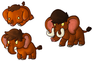 Pomp Mammoth Preview by MegaRose
