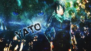 Yato Wallpaper by Dinocojv