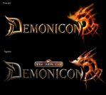The Dark Eye - Demonicon by eloel