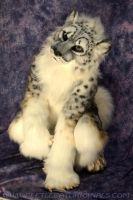 Snow leopard Fursuit Costume by Beetlecat