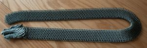 Dragonscale Belt 1 by Chaosity347