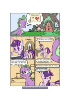 A Change of Heart: P5 by Burning-Heart-Brony