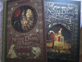 Notre Dame de Paris by Hugo and Lacombe Tome 1and2 by NieveSangrienta