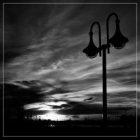 Lamp post by jo-i