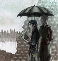 RPG - There's no such thing as bad weather by Shasera